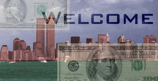 Welcome Money